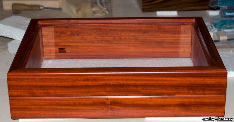 Как сделать деревянный корпус своими руками 80